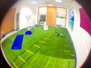 nueva sala entrenamiento personal ergopilates